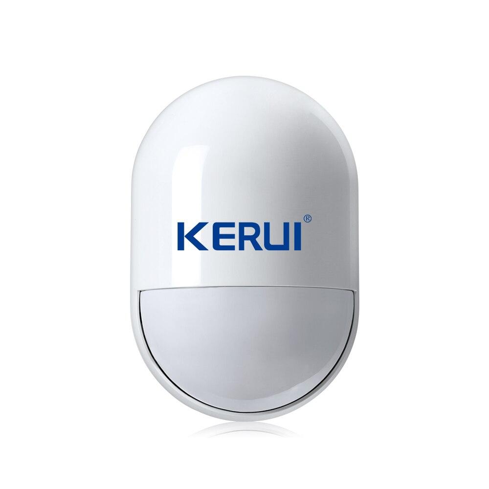 Uus KERUI TFT värviline LCD-ekraan WiFi GSM PSTN kodukontori - Turvalisus ja kaitse - Foto 3