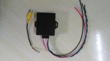 for bmw Original reverse image Emulator / Rear View Camera Activator For E90 E60 E9X E6X CIC With PDC