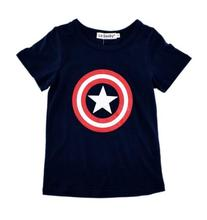 Comics Superhero Captain America,agents of shield,The Avengers t shirt children,t-shirt kids clothes boys cartoon t shirt