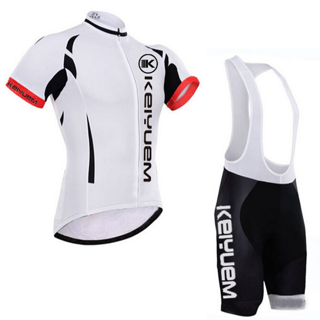 2017 New Summer Bike Clothes Set Maillot Ropa Ciclismo Bicicleta 83917c844