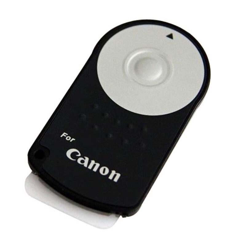 Беспроводной пульт дистанционного управления для Canon 5D II/7D/550D/500D 600d 700d 5diii 50d 60d 70d 110d ti1 1200d, 2 шт./лот