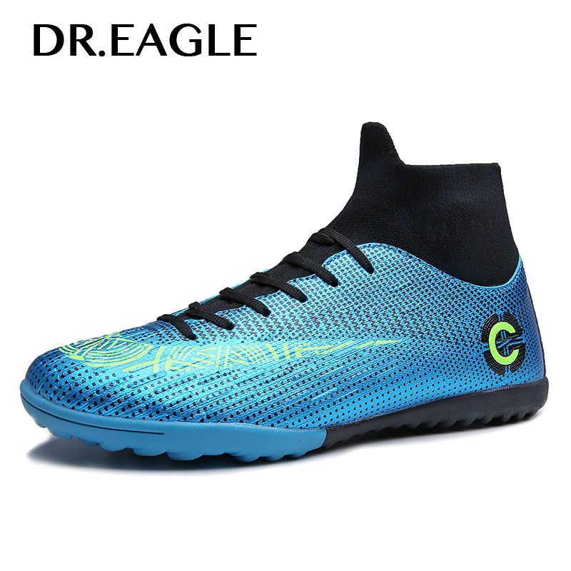 e8e8349d Орел Turf футзал сапоги Крытый сороконожка Обувь для футбола Размеры 36-45  дети
