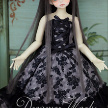 1/6 1/4 1/3 BJD платье без бретелек для BJD/SD Одежда Аксессуары куклы, не включены куклы, обувь, парик и другие аксессуары 18D1248