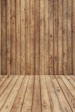 Laeacco Wooden Board Plank Floor Portrait Grunge Photography Background Customized Photographic Backdrops Props For Photo Studio