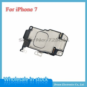 Image 3 - MXHOBIC 10 sztuk/partia głośny głośnik do iphone 7 7G Plus głośnik dzwonek buzzer części do wymiany taśmy dla iPhone7 7G 4.7