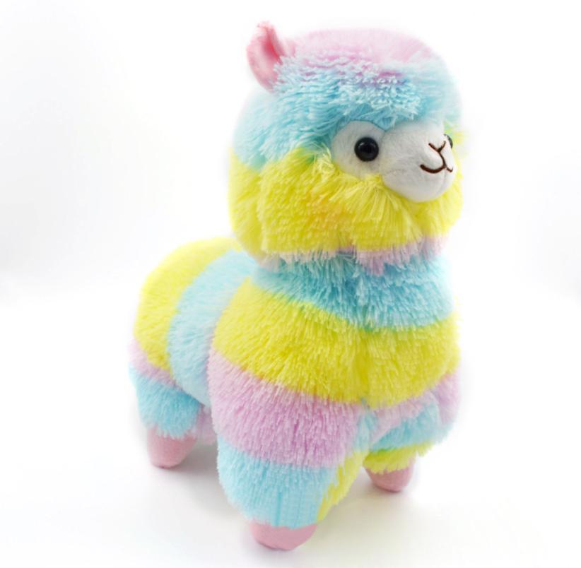 Stuffed e Plush Animais toy boneca presente bonito brinquedos Animais : Ovelha