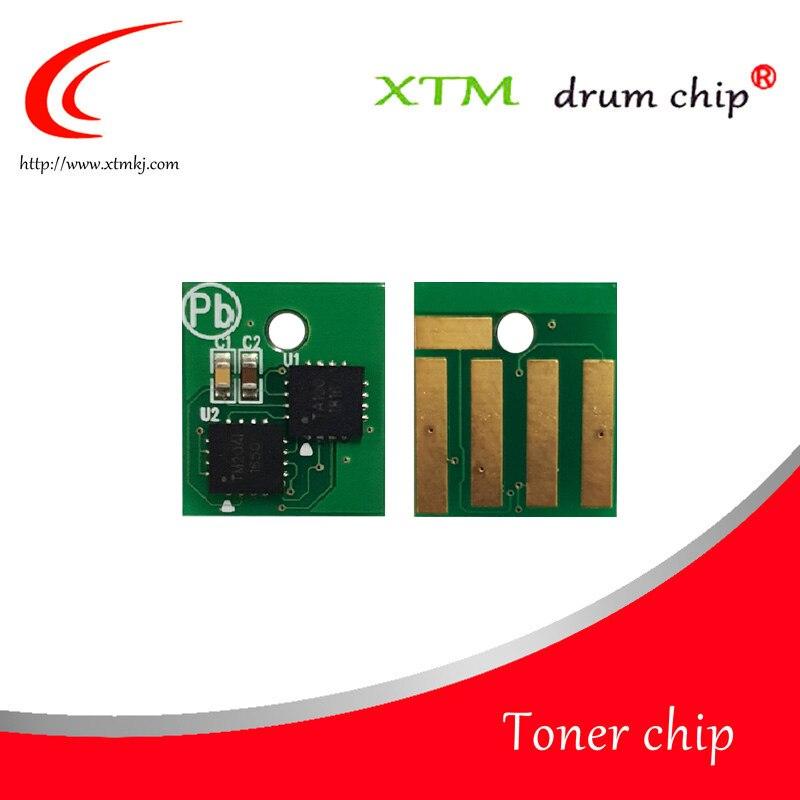 EUR version 10K compatible 60F2H00 602H toner chip For Lexmark MX310 MX410 MX510 MX511 MX610 MX611