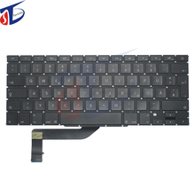 "A1398 Germany keyboard for macbook pro 15.4"" retina A1398 DE Deutsch Tastatur keyboard without backlight backlit 2013-2015year"
