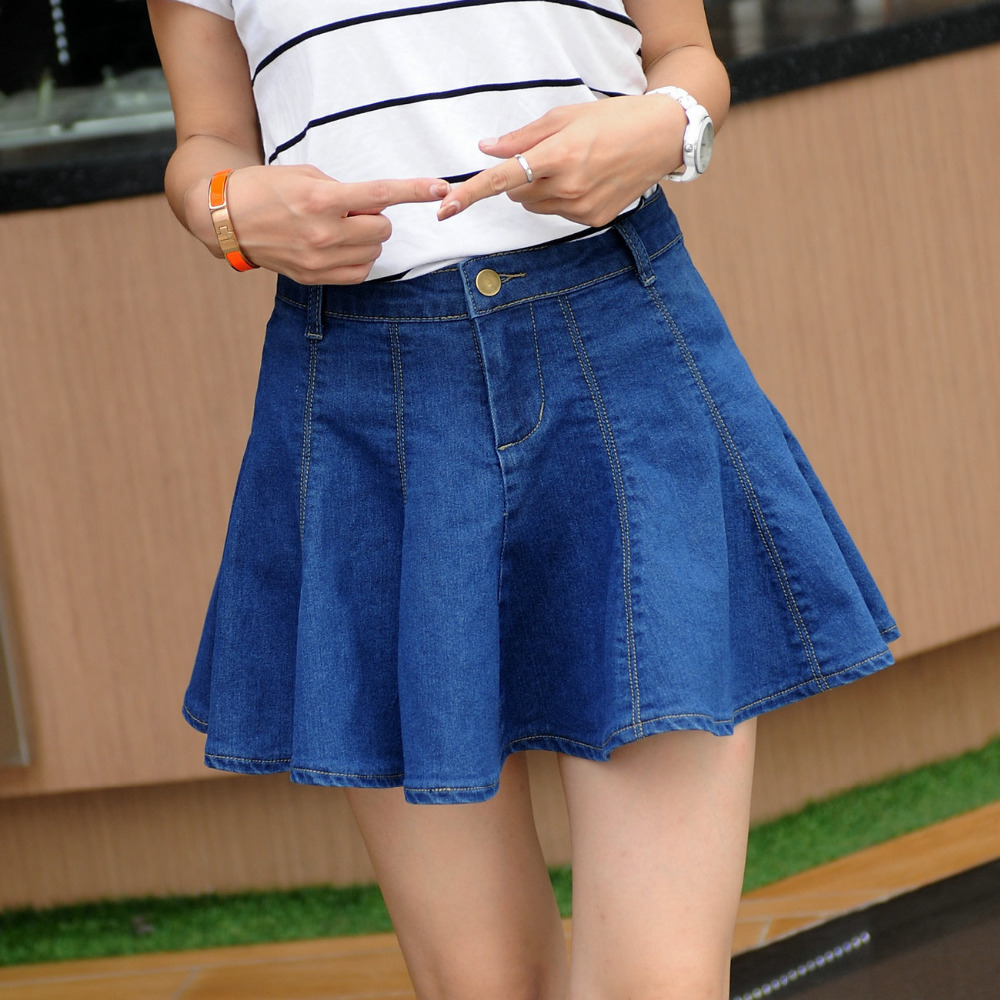 Online Get Cheap Short Blue Jean Skirts -Aliexpress.com | Alibaba ...