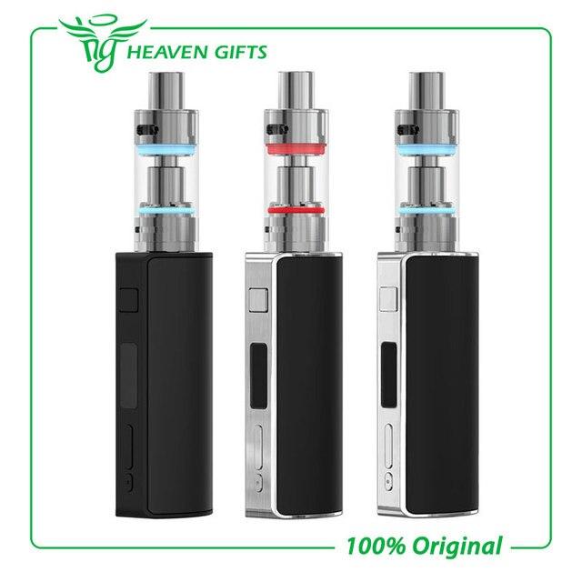 Original eleaf istick 60 w kit de inicio con tc mod istick 60 w y Melo 2 Capacidad Atomizador 4.5 ml Cigarrillo Electrónico Kit de Control de Temperatura