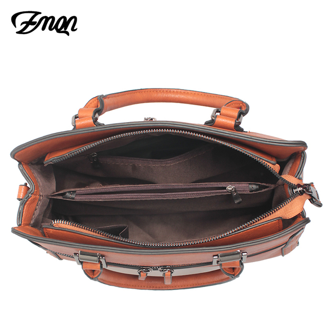 ZMQN Luxury Handbag Crossbody Bag For Women 2018 Designer Handbag Women's Leather High Quality Lady Hand Bag Female Famous Brand 3