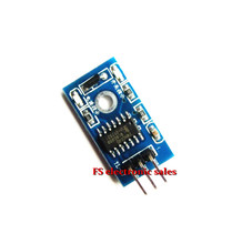 Hall Sensor Switch Module Motor Speed Test Module Field Detecting Sensor For Arduino Smart Car DC 5V