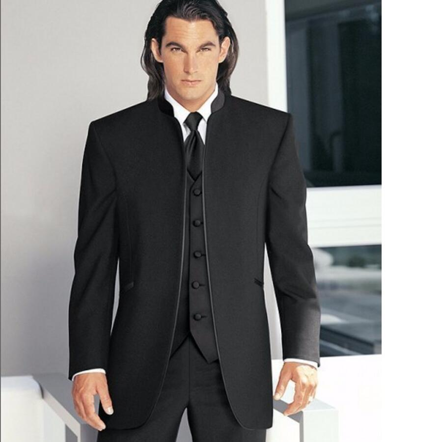 Wedding Suits For Abroad Groom: Aliexpress.com : Buy Custom Made Groom Tuxedo China Styles