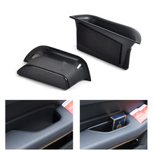 DWCX 2Pcs Rear Door Armrest Storage Box Container Holder For Mercedes Benz E-Class W212 2010 2011 2012 2013 2014 not fit 2-door