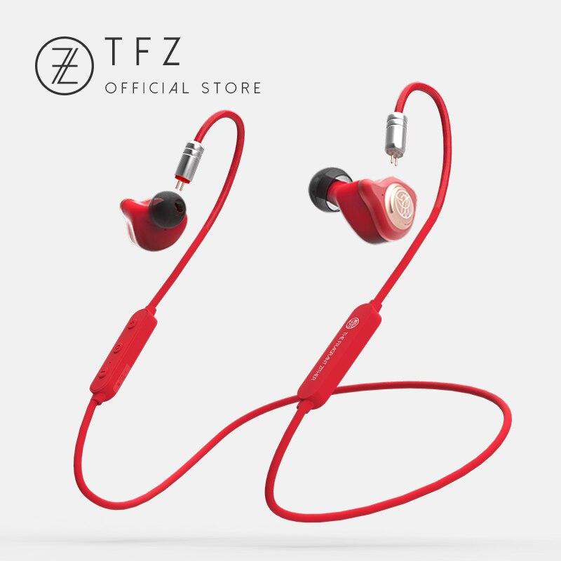 Le Parfumé Zithe/AIR ROI HIFI Bluetooth Sans Fil Écouteurs avec Mic, Moniteur Écouteurs In-Ear Sport Neckband Casque, pour Téléphone