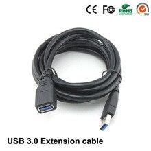 2 m usb nam đến nữ 3.0 extension cable cao tốc độ 5gbs extender cáp adapter cho bộ sạc và di động điện thoại