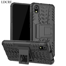sFor Xiaomi Redmi 7A Case Heavy Duty Hard Rubber Silicone Fundas Phone Cover For for case