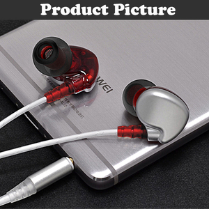 Image 2 - 3.5mm audio Earphone Sport Headset with Mic Earbuds for Samsung Xiaomi huawei mobile Phone microphone call and music Headphone