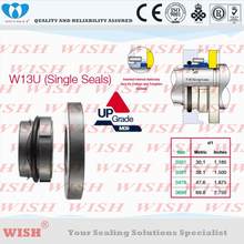 Single seal (seat + inner face) Waukesha Universal l ,WRU (TRA10), Replace to AES W13U mechanical seal, pump seal,stock