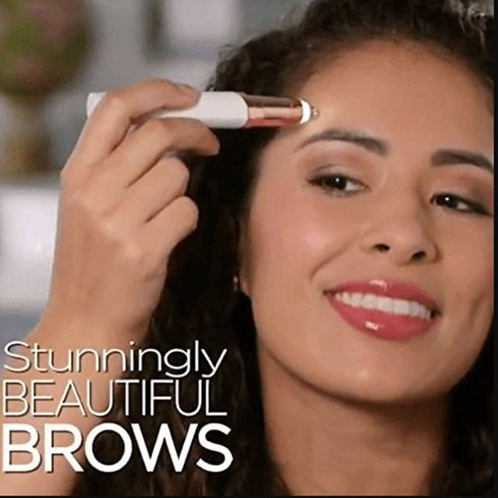 Laser Electric Lipstick Eyebrow Repairer <font><b>Women</b></font> Lipstick <font><b>hair</b></font> <font><b>remover</b></font> portable Lipstick <font><b>Hair</b></font> <font><b>remover</b></font> <font><b>Wax</b></font> Support Dropshipping