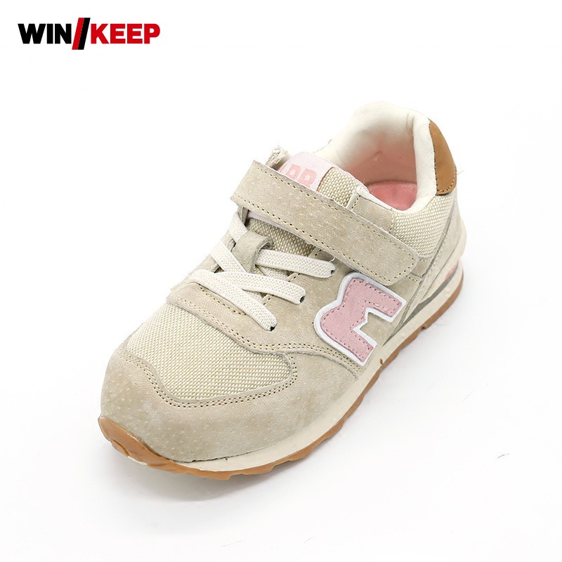 New Spring Autumn Children Shoes Comfortable Faux Suede Girls Shoes Sports Running Boys Shoes Kids Baby Toddler Sneakers Brand