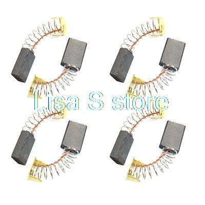 8 Pcs 16 X 11 X 5mm Carbon Brush For Makita CB-303
