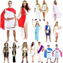 Women men Boys Girls Acient Greece Angle Cosplay Costume Carnival Halloween Dress Party Supplies