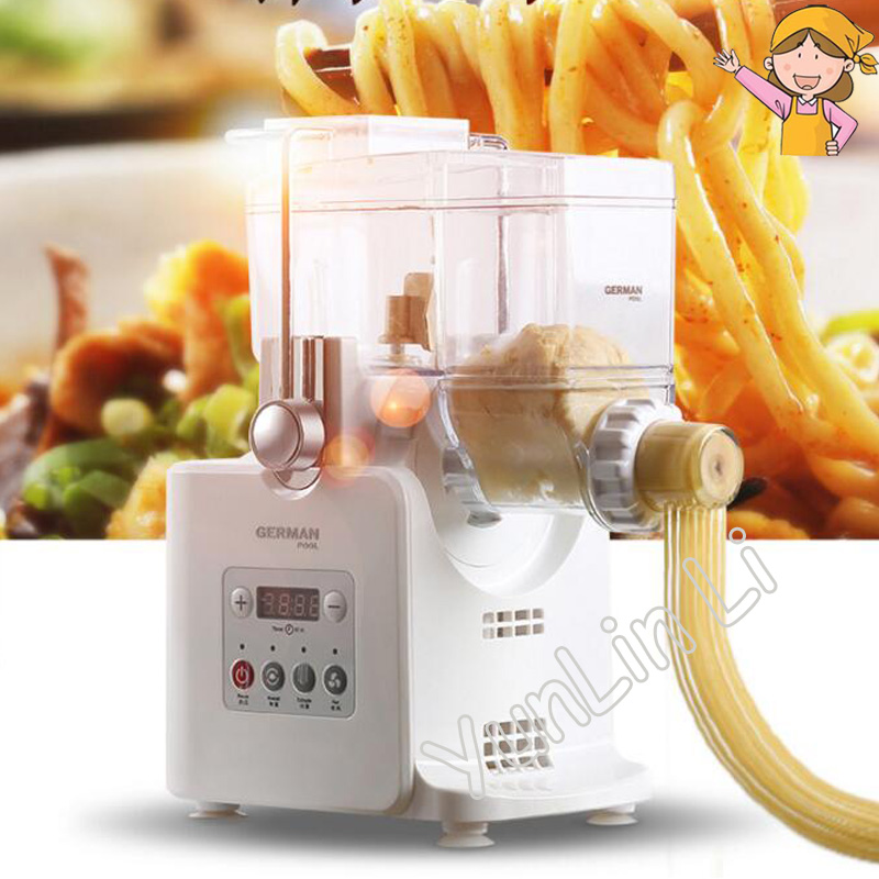 цена на Automatic Noodle Maker Household Noodle Making Machine Domestic Dough Kneading Machine Homemade Noodle Helper PAM-181W