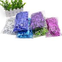 Paper Confetti Raffia Filler-Material Decor-Supplies Shredded Birthday-Party Wedding
