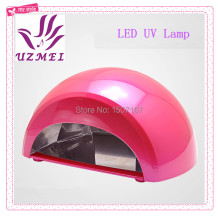 Free shipping  Pro 12W 12 Watts LED UV Gel Lamp Light Curing Acrylic Nail Gel Nail Polish Dryer Drying Kit
