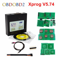 Full Set Of XPROG M ECU Chip Tuning Tool X PROG With All Adapters Chips X