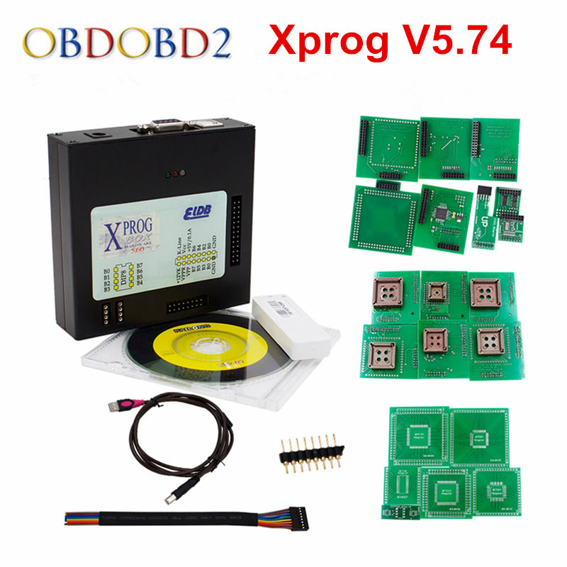 где купить XPROG-M X Prog M Box V5.74 Auto ECU Chip Tuning Programmer Xprogm Xprog 5.72 Xprog5.75 Dongle Better Than Xprog5.56 X-prog 5.0 по лучшей цене