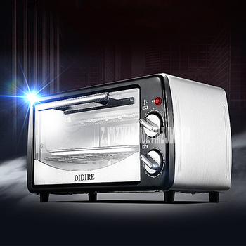 ODI-12B horno 12L horno eléctrico Mini hogar máquina de panadería horno hogar 220 V/700 W