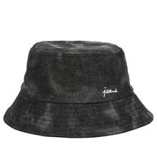 5c41acb4 DOUDOULU Adults Bucket Hat Summer Sun Fishing Fisher Beach Festival hat  casual glris summer cap women