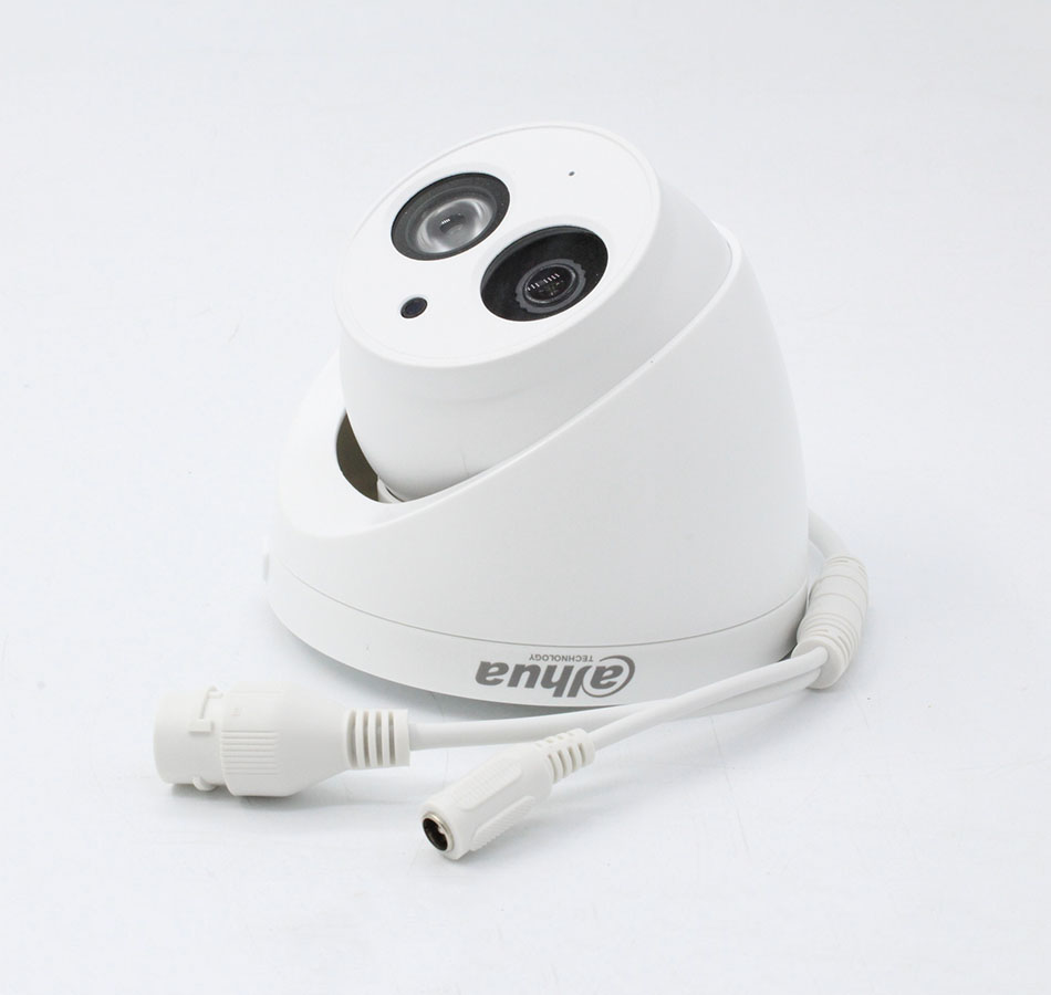 Image 5 - Dahua 4MP IP Camera PoE H.265 Built in mic IPC HDW4433C A replace IPC HDW4431C A HDW4431C A v2 Dome Network Camera HDW4433C A-in Surveillance Cameras from Security & Protection