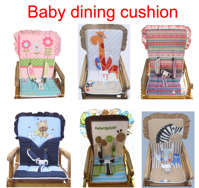 Wondrous Baby High Chair Liners Car Seat Cover Pad Stroller Pram Alphanode Cool Chair Designs And Ideas Alphanodeonline