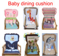 Baby Booster Cute cartoon Cotton Winter seat cushion highchair  feeding dining pad mats stroller cover protection covers pram