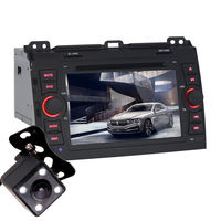 Android 5 1 8 Inch Car Dash DVD Player GPS Navi 3G WIFI BT Quad Core