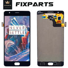 Oneplus 3 Lcd Screen Oneplus 3T LCD Display Screen Tested Screen Replacement Parts For Oneplus 3T A3010 A3000 A3003 5.5inch