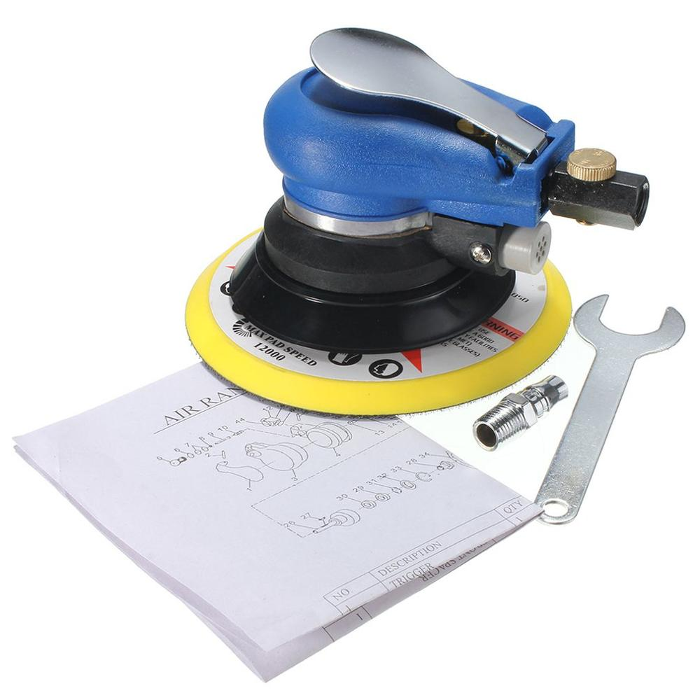 5inch Polisher 1000RPM Variable Speed 150mm Car Paint Care Tool Polishing