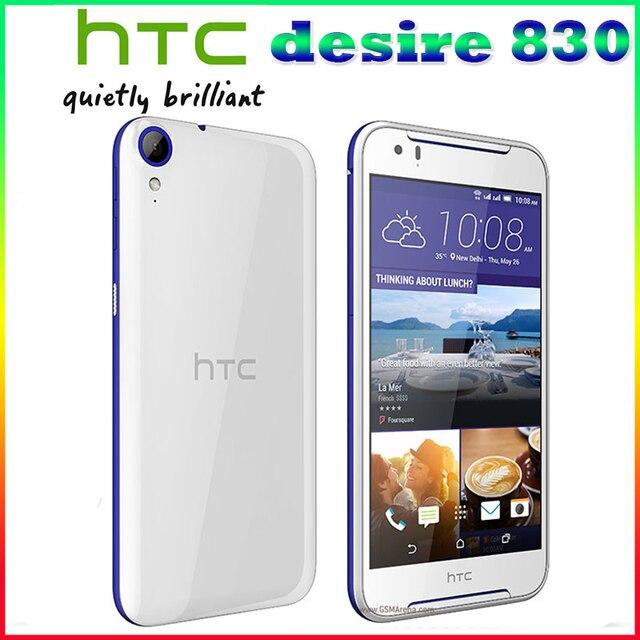 "830 htc desire 830 oirginal octa core 3g ram 32g rom dual sim pantalla grande 5.5 ""FHD 1920*1080 Android 5 Sentido 7 4G LTE FDD teléfono"