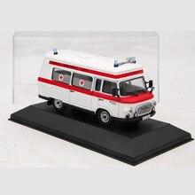 Atlas 1:43 Barkas B1000 1965 Ambulance Car Diecast Toys Models Editions Collection цена в Москве и Питере