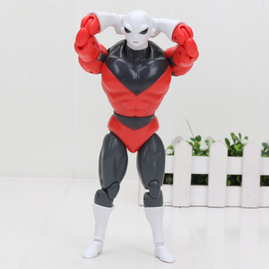 Image 5 - Dragon Ball Super Ultra Instinct GOKU Jiren Figur Migatte Action Figur Spielzeug Modell Goku Weiß Gott DBZ Figuren