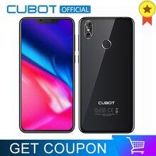 Cubot P20 Android 8.0 19:9 Notch Ekran 4 GB 64 GB 6.18 ''MT6750T Octa Çekirdekli Smartphone 4000 mAh 2246*1080 20MP + 2.0MP 4G T...