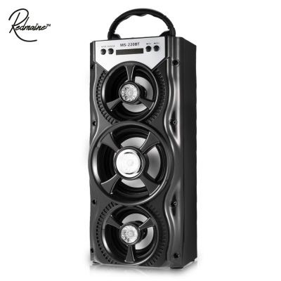 Original Loudspeaker Eonec MS - 220BT Portable Bluetooth Speaker FM Radio AUX oni namerenno priblizhayut carstvo antixrista