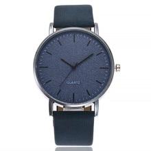 נשים של שעוני מותג יוקרה אופנה גבירותיי נשים שעון עור 7 צבעים לטחון שעון חיוג שעון שעוני יד Relogio Masculino #7