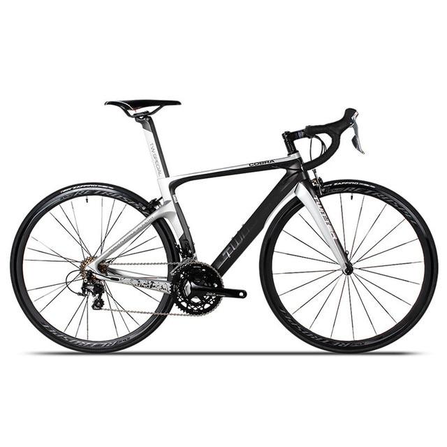 Ultralight Carbon Fibre Bike Frame 700c Wheel Diameter Elite