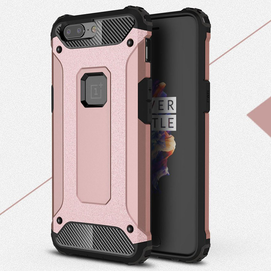 official photos 22cfe b2b53 US $4.0 |Armor Case for Oneplus 6 5T Rugged Soft TPU Phone Back Cover for  Oneplus6 A5000 Oneplus5T A5010 Slim Military Matte One Plus-in Half-wrapped  ...