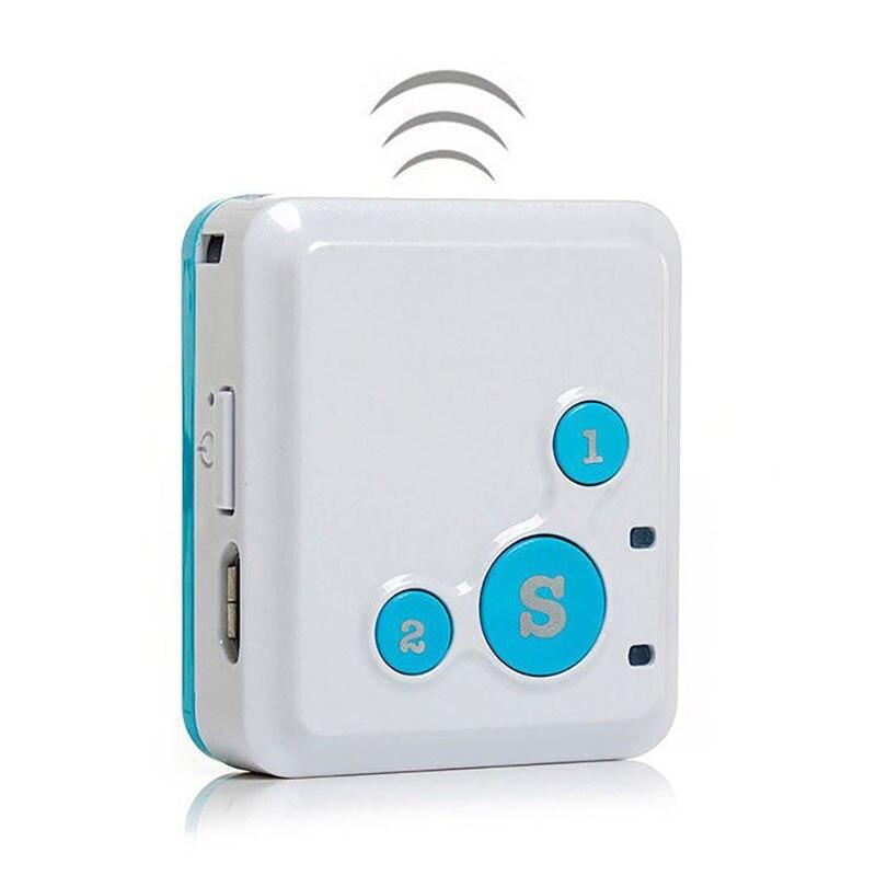 Mini Smart RF-V16 GPS Tracker for DJI Mavic Pro Real-time Tracking Long Standby Time to Check DJI Phantom / Spark / Platinum sunnylife mavic drone gps tracer holder support for dji mavic pro tracker bracket rf v16