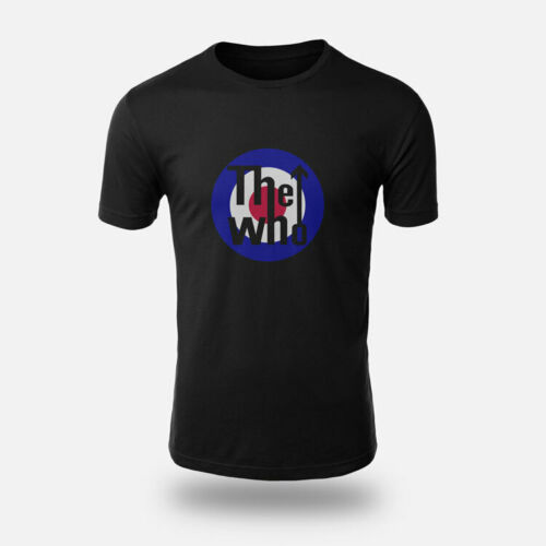 New The Songs of The Who Size S to XXXL Black Tee Men's T-shirt image